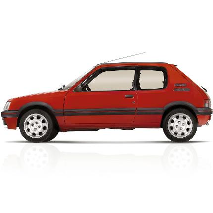 EXTERIEUR 205 GTI CTI RALLYE CJ